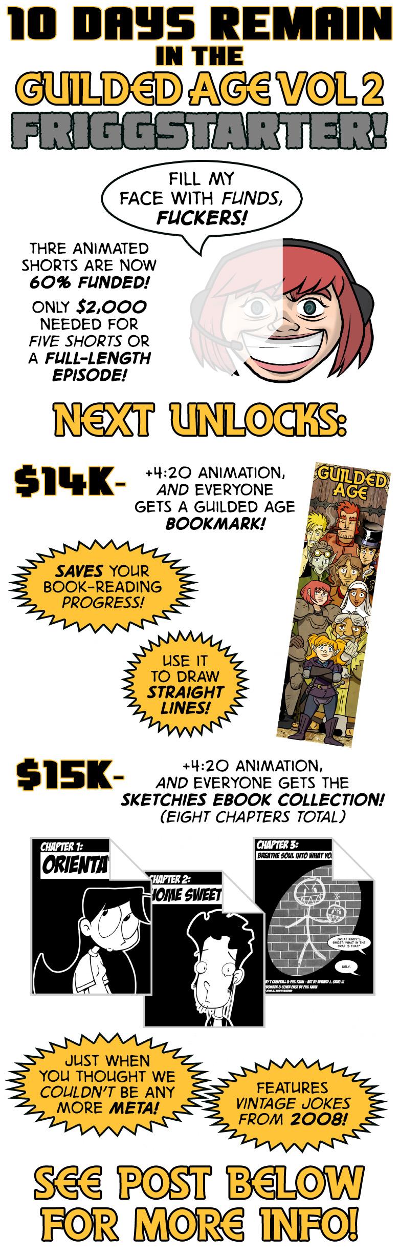 Kickstarter 8 Days Anno