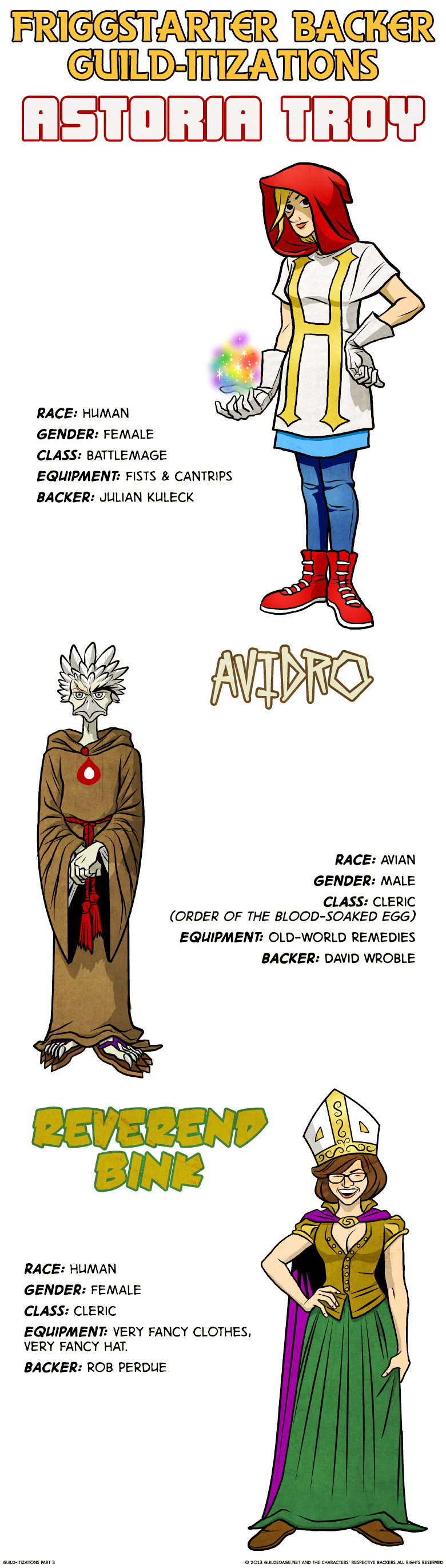 Not gonna lie: Avidro scares the crap out of me.