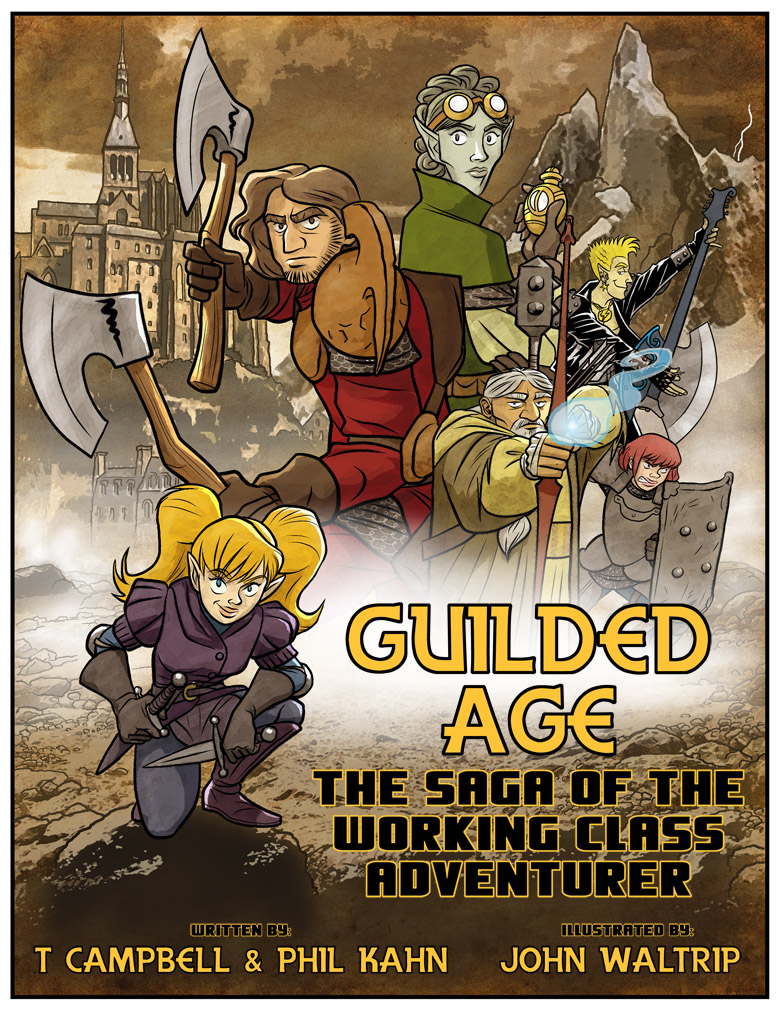 Guilded Age » G-Day 2011